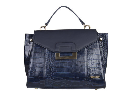 Handbag Cynthia (dark blue )