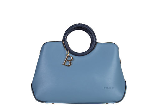 Handbag Ivy (denim blue)