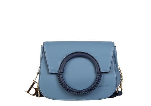 Crossbody bag Ivy (denim blue)