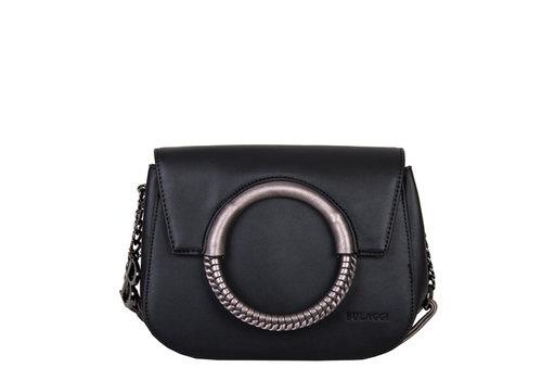 Crossbody bag Ivy (black)