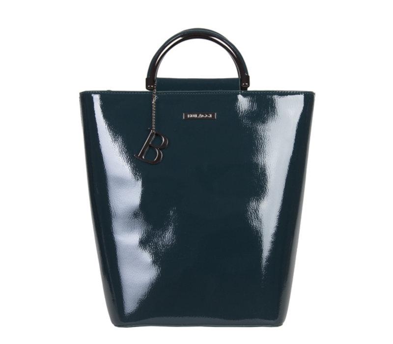 Handbag Aster (emerald green)