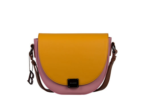 Crossbody bag Abby (dusty pink)