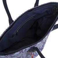 Shopping bag Marcella (denim blue)
