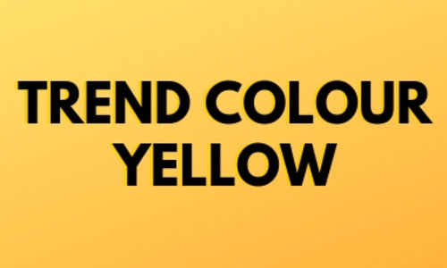 Hellow yellow!