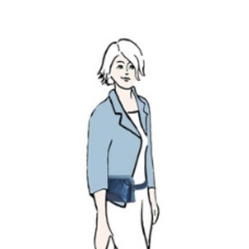 Hip pouch : hip bag