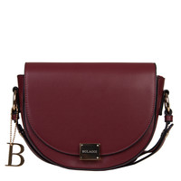 Crossbody bag Kayla (burgundy red)