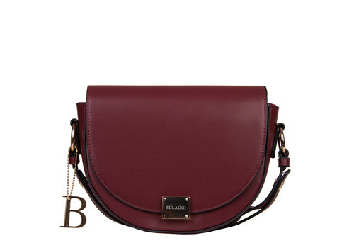Crossbody tas Kayla (bordeaux rood)