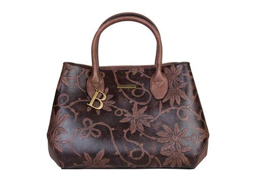 Handbag Rose (brown)