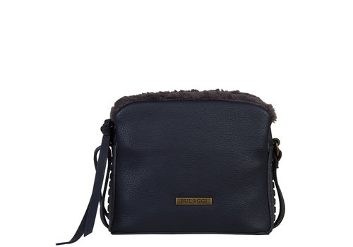 Crossbody bag Jacinta (dark blue )