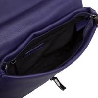 Clutch bag Bibis (dark purple)