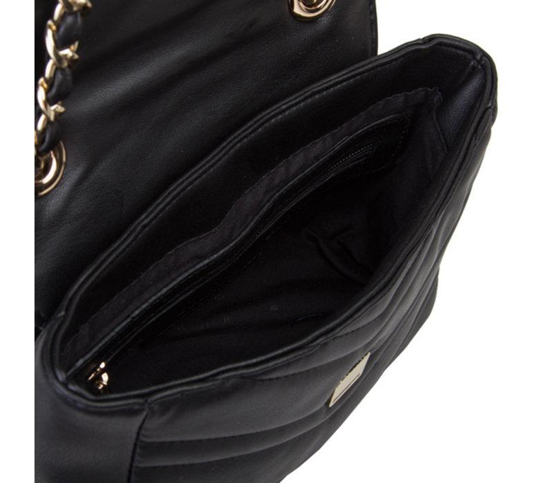 Crossbody tas Calanthe (zwart)