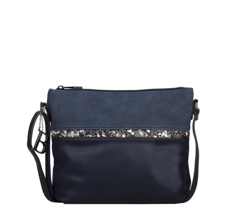 Crossbody bag Zinnia (dark blue )