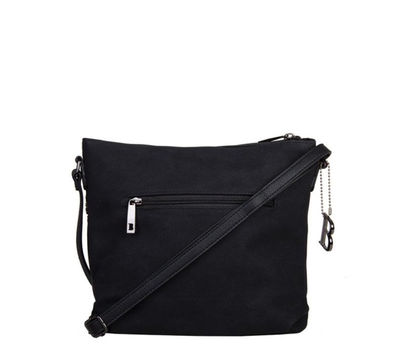 Crossbody tas Zinnia (zwart)