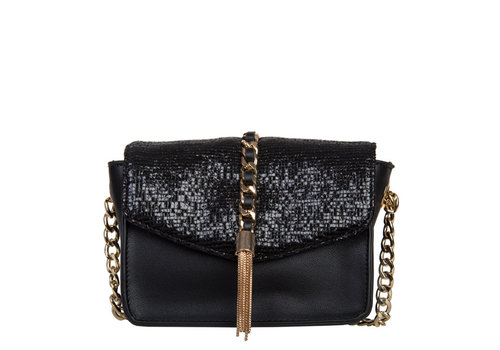 Crossbody bag Calla (black)