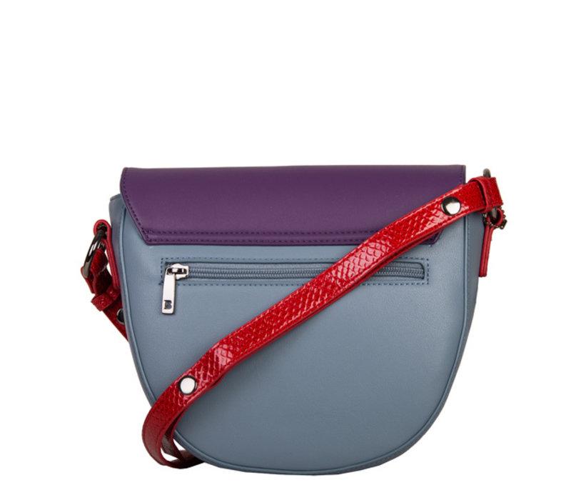 Crossbody bag Abby (denim blue)