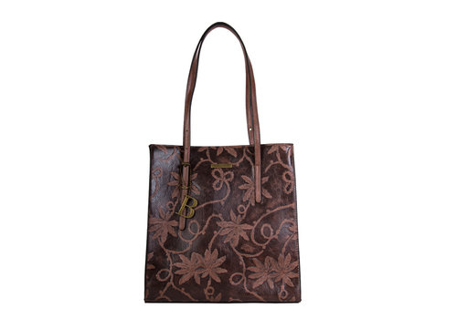 Shopping bag Rose (brown)
