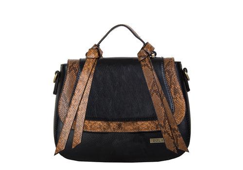 Handbag Fleur (black)