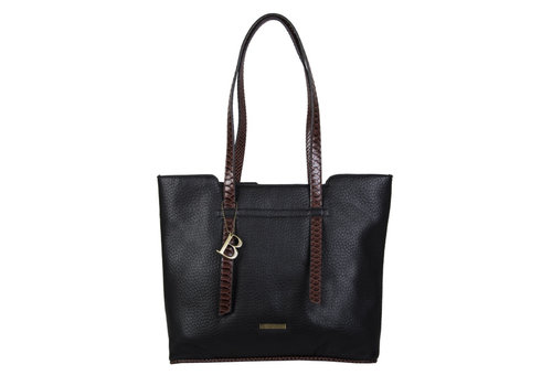 Shopping bag Senna (black)