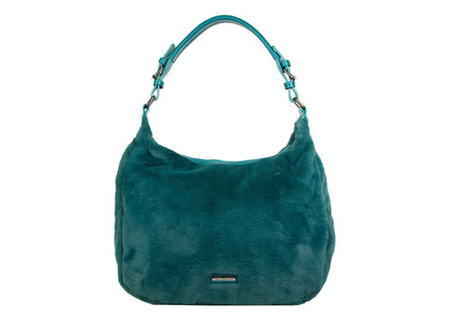 Hobo Shoulder bag Viola (emerald green)