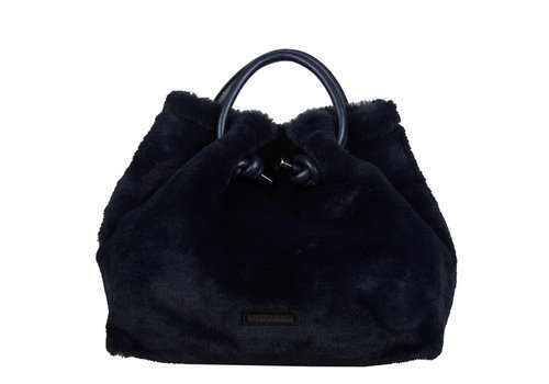 Handbag Viola (dark blue )