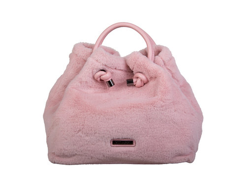 Handbag Viola (dusty pink)