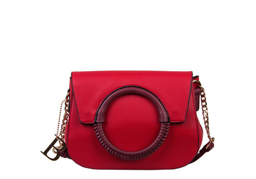 Crossbody bag Ivy (red)