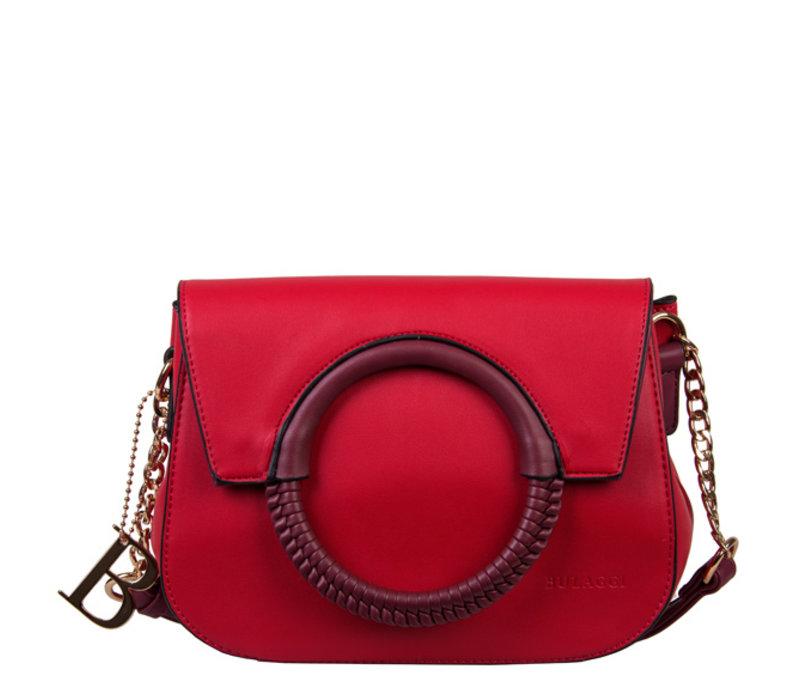 Crossbody tas Ivy (rood)