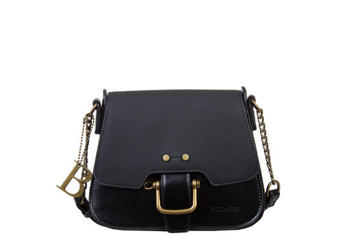 Crossbody bag Dahlia (black)