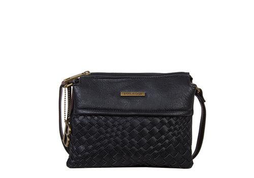 Crossbody bag Bryon (black)