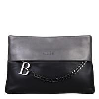 Clutch bag Abelia (black)