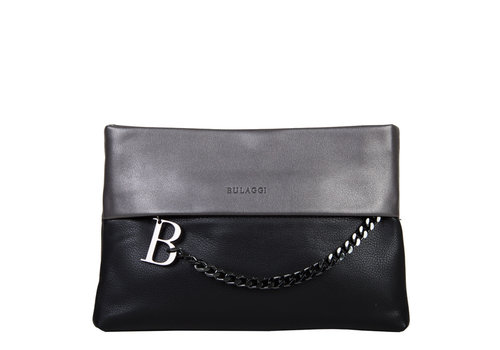 Clutch bag Abelia (black)