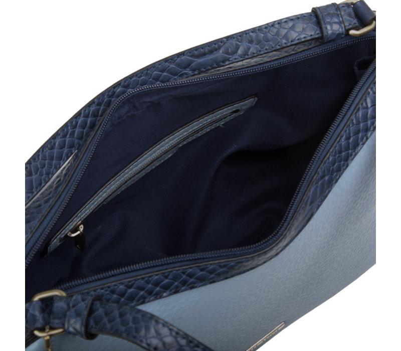 Shoulder bag Senna (denim blue)