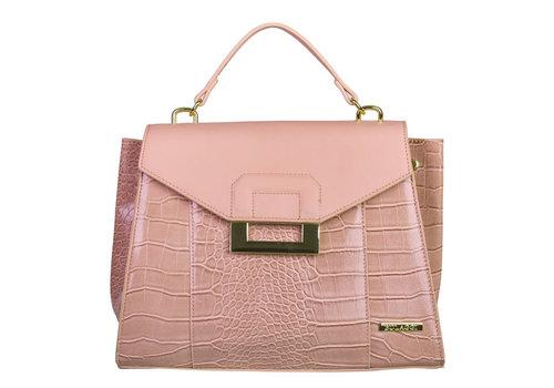 Handbag Cynthia (dusty pink)