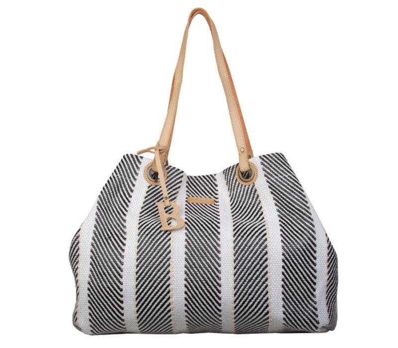 Shopping bag Sunny (black)