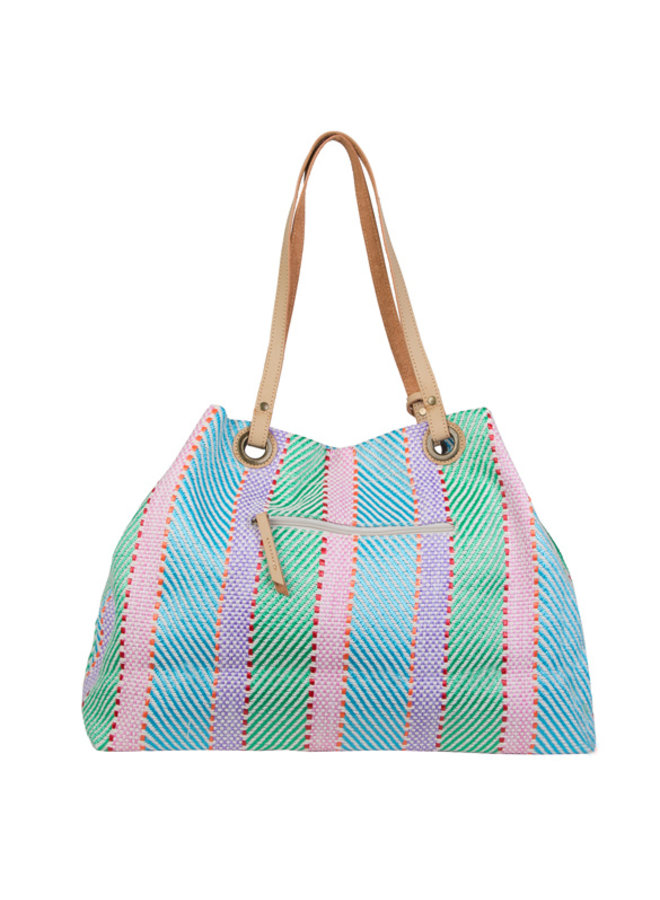 Shopping bag Sunny (mint)