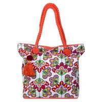Shopping bag Ariel (peach)