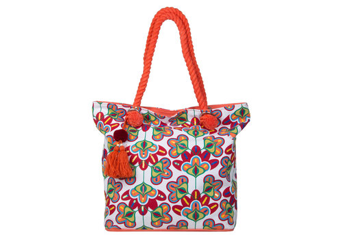 Beach bag Ariel (peach)