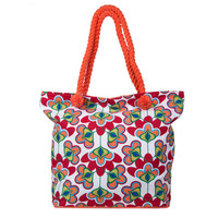 Beach bag Ariel (peach)