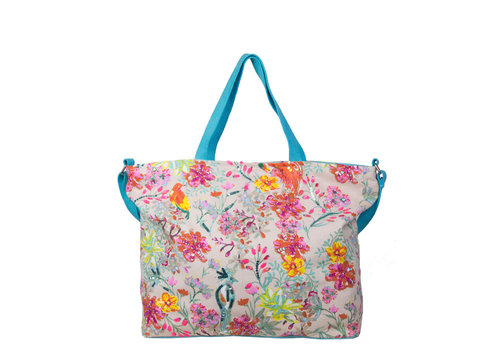 Beach bag Bess (turquoise)
