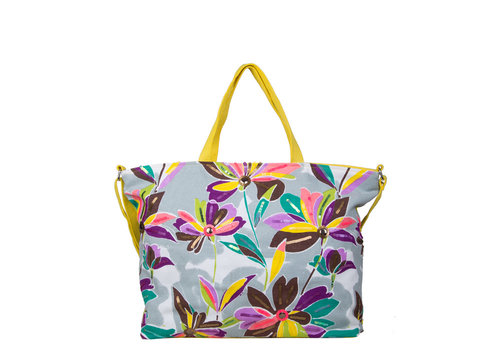 Shopping bag Bess (lime)