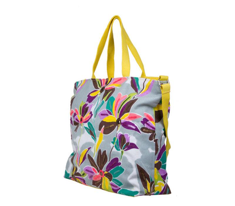 Shopping bag Bess (lime)
