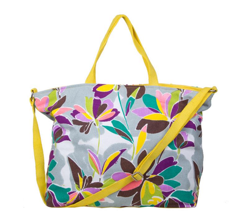 Beach bag Bess (lime)