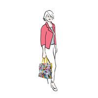 Shopper Bess (limoen)