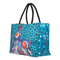 Shopper Parrot (turquoise)
