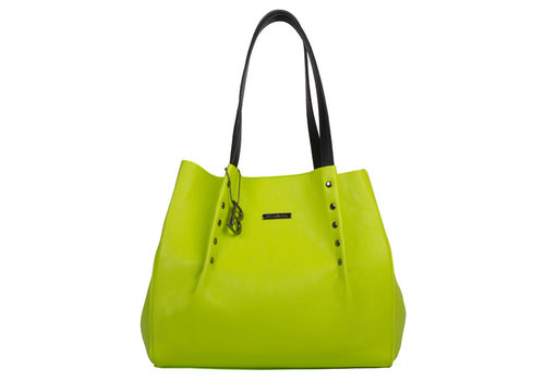 Shopping bag Joan (lime)