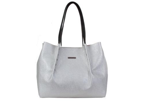 Shopper Joan (zilver)