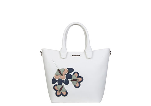 Shopping bag Hope (white)