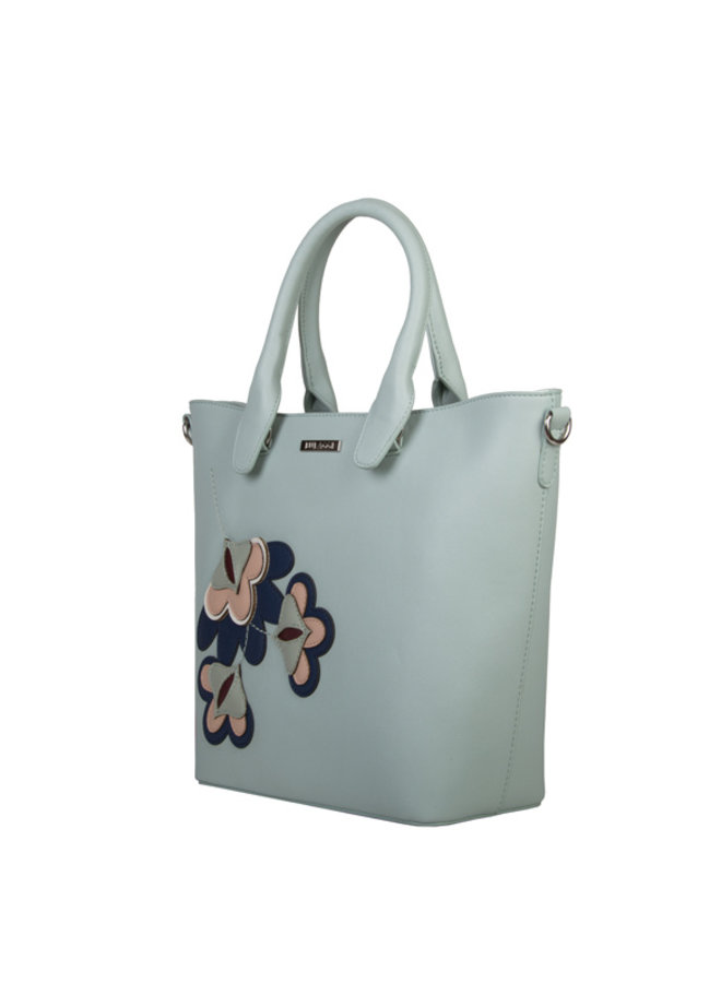 Shopping bag Hope (mint)