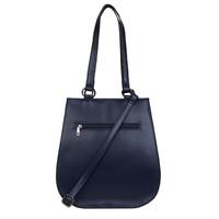 Shopping bag Kayla (dark blue )