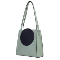 Shopping bag Coco (mint)